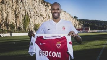 «Монако» объявил о расставании с защитником Налдо