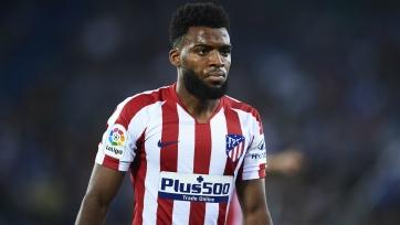 Лемар не намерен покидать «Атлетико»