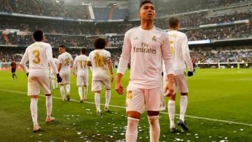 «Реал» в Мадриде одолел «Севилью» и вышел на первое место