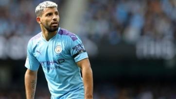 Агуэро забил юбилейный гол за «Манчестер Сити»
