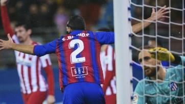 «Атлетико» на выезде уступил «Эйбару»