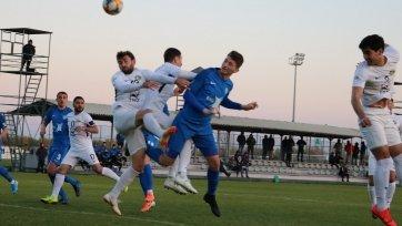 «Иртыш» выиграл первый матч на турецком сборе