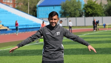 «Кызыл-Жар СК» объявил об уходе хавбека