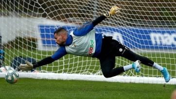 Голкипер «Реал Сосьедада» не сможет сыграть с «Бетисом»