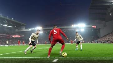 «Ливерпуль» на «Энфилде» разобрался с «Манчестер Юнайтед»