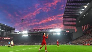 «Ливерпуль» не проигрывает на «Энфилде» более тысячи дней