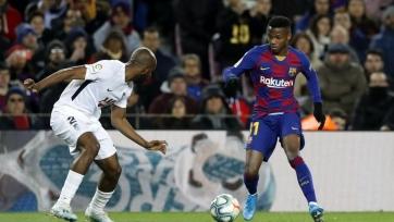 «Барселона» в матче с «Гранадой» добилась удивительного показателя во владении мячом