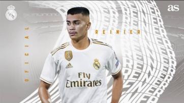 Официально: Рейньер – игрок «Реала»