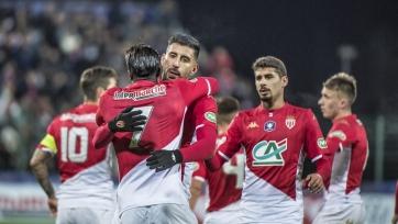 «Монако» без проблем прошел в 1/8 Кубка Франции