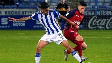 «Осасуна», проигрывая до 76-й минуты со счетом 0:2, в овертайме добыла путевку в 1/8 финала Кубка Испании
