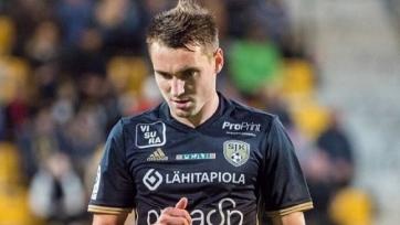 Экс-полузащитник сборной Украины продлил контракт с финским клубом