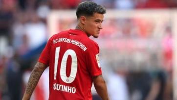 «Бавария» окончательно разочаровалась в Коутиньо