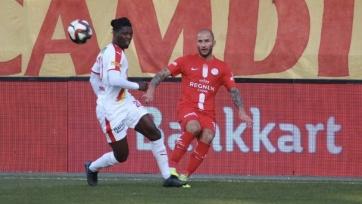 «Антальяспор» Кудряшова вышел в четвертьфинал Кубка Турции