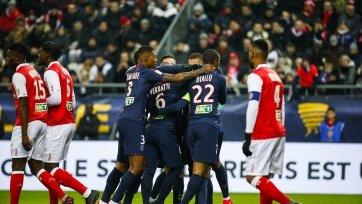 «ПСЖ» разгромил «Реймc» и вышел в финал Кубка лиги