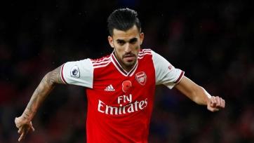 Себальос хочет покинуть «Арсенал»