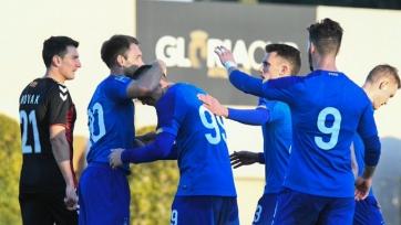 Киевское «Динамо» разгромило «Вардар»