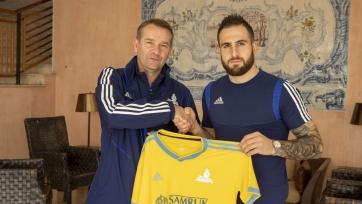 «Астана» объявила о подписании хавбека сборной Армении