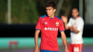 ЦСКА продал молодого хавбека в «Ригу»