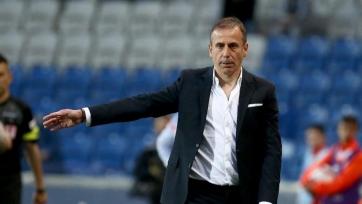 «Бешикташ» отправил в отставку главного тренера