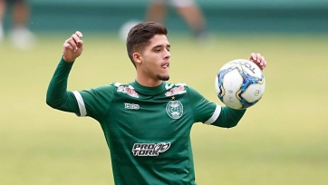 «Барселона» согласовала контракт с 17-летним бразильцем