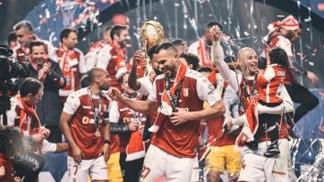 «Брага» буквально вырвала Кубок лиги у «Порту». Видео