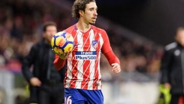 Врсалько спустя почти год вернулся в состав «Атлетико»