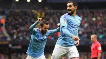 «Манчестер Сити» без проблем прошел в 1/8 Кубка FA