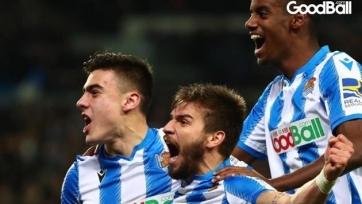 «Реал Сосьедад» не почувствовал проблем, играя против «Мальорки»