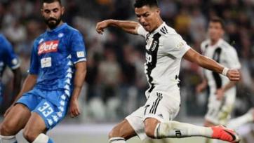 Гол Роналду не помог «Ювентусу» избежать поражения в Неаполе