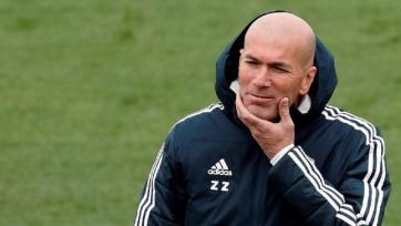 Зидан: «Лидерство «Реала» ничего не меняет»