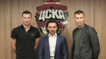 ЦСКА вернул братьев Березуцких