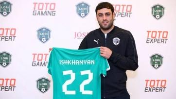 «Жетысу» подписал защитника сборной Армении