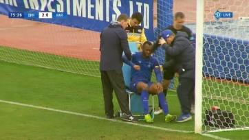 Новичок киевского «Динамо» получил травму после дубля в матче с «Кайратом»