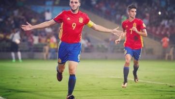 «Барселона» намерена избавиться от 20-летнего форварда