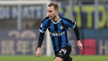 «Интер» в первом матче Эриксена обыграл «Фиорентину» и вышел в полуфинал Кубка Италии