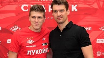 «Спартак» дождался приезда Соболева и объявил о его аренде