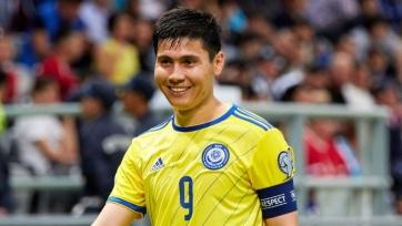 Исламхан стал игроком клуба из ОАЭ «Аль-Айн»