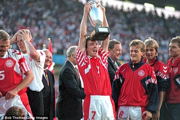 Истории в преддверии Евро. Датские герои 1992 года