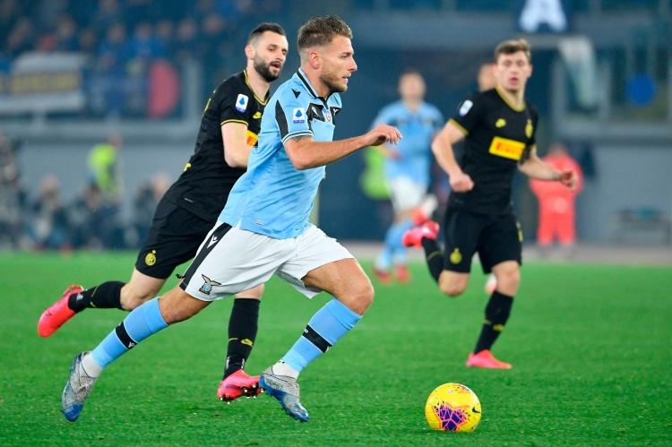 «Лацио» – «Интер» – 2:1. Текстовая трансляция матча