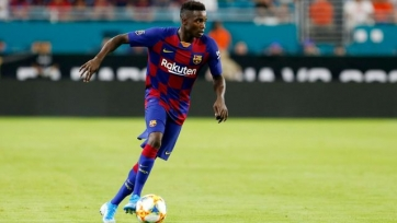 «Барселона» арендовала «Ницце» защитника