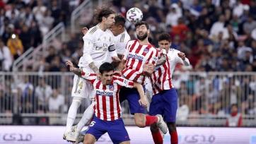 «Реал» - «Атлетико». 01.02.2020. Прогноз и анонс на матч Примеры