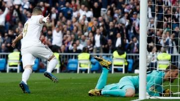 «Реал» минимально одолел «Атлетико» в мадридском дерби