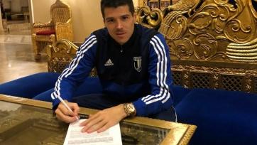 Живкович подписал контракт с «Жетысу»