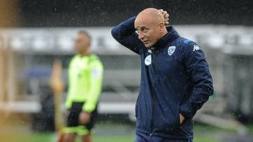 «Брешия» снова может поменять тренера