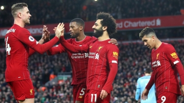 «Ливерпулю» прогнозируют рекордное по срокам чемпионство
