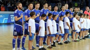 Футзальная дружина Казахстана с неудачи начала элитный раунд отбора на ЧМ-2020