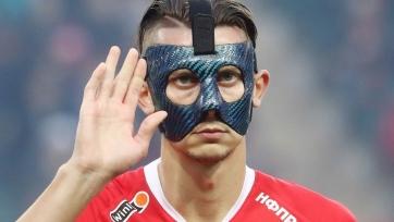Кутепов рассказал, когда сможет играть без маски