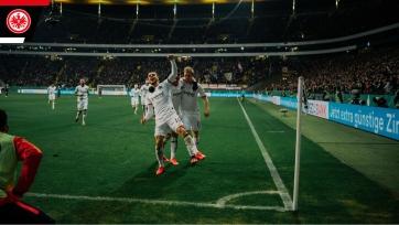 «Айнтрахт» обыграл «Лейпциг» и вышел в четвертьфинал Кубка Германии