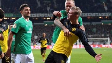«Лейпциг» и «Боруссия» вылетели из Кубка, «Барселона» осталась без Дембеле, у «Тоттенхэма» есть причина не скучать по Эриксену