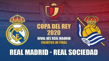 «Реал» Мадрид – «Реал Сосьедад». 06.02.2020. Прогноз и анонс на матч Кубка Испании